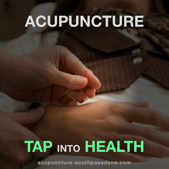 Acupuncture: Tap into health